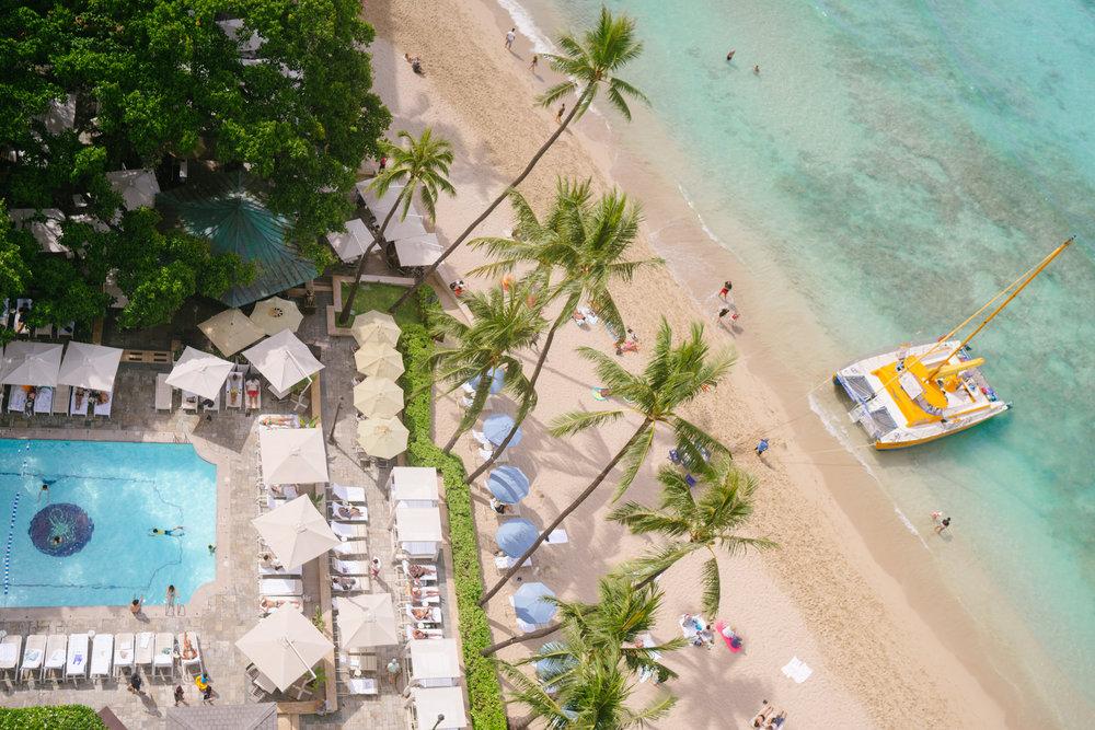 Best hotels on Waikiki Beach