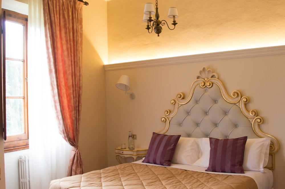 Stay in a villa in Tuscany