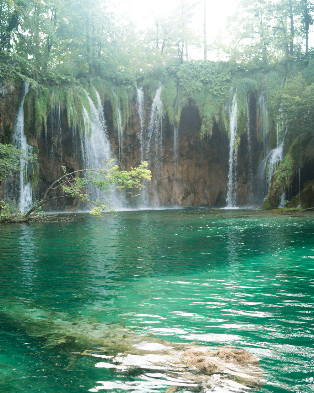 This park in Croatia has the most beautiful waterfalls