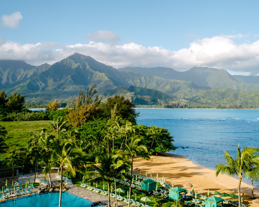 Best honeymoon resorts in Hawaii