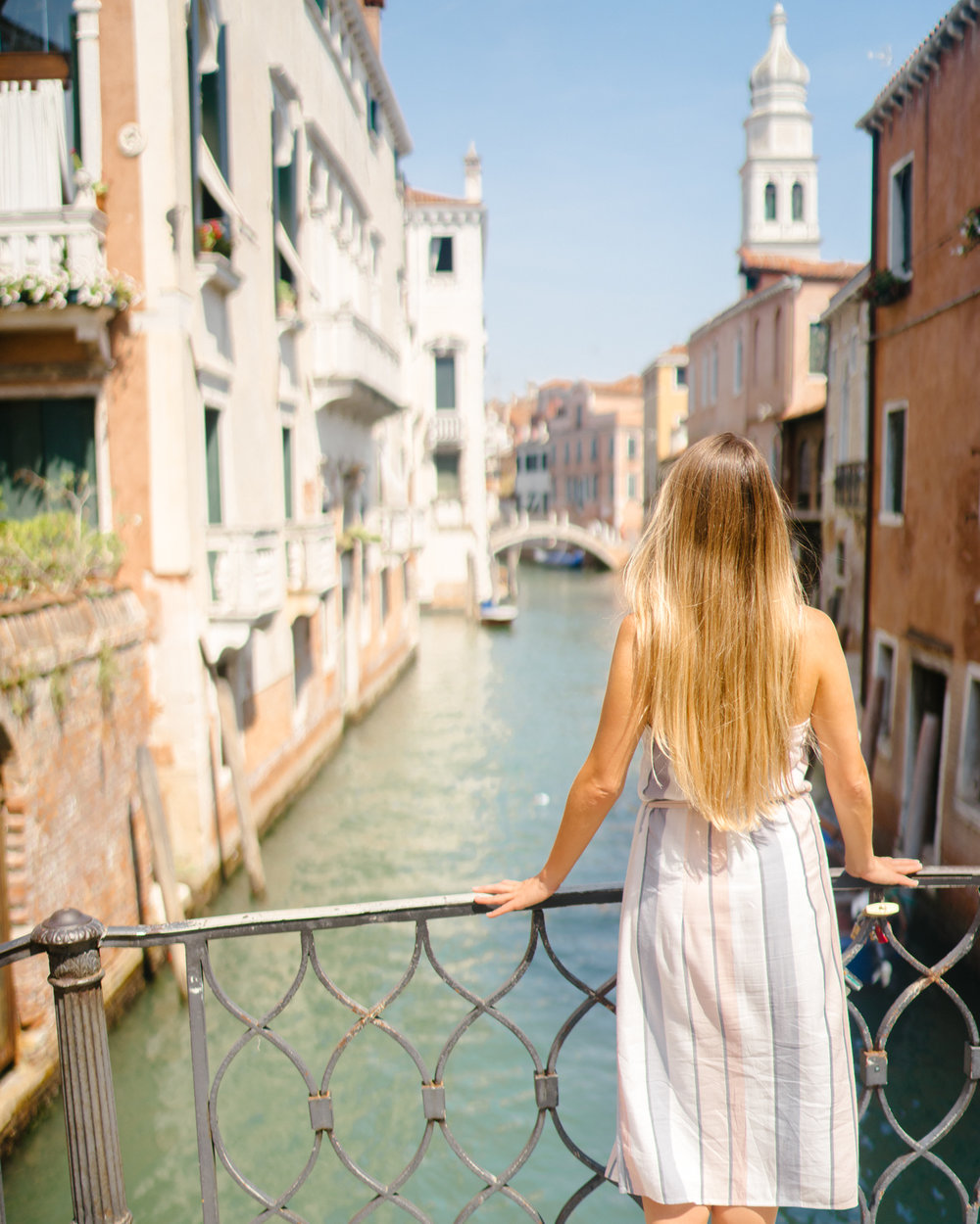Venice Italy Travel Itinerary