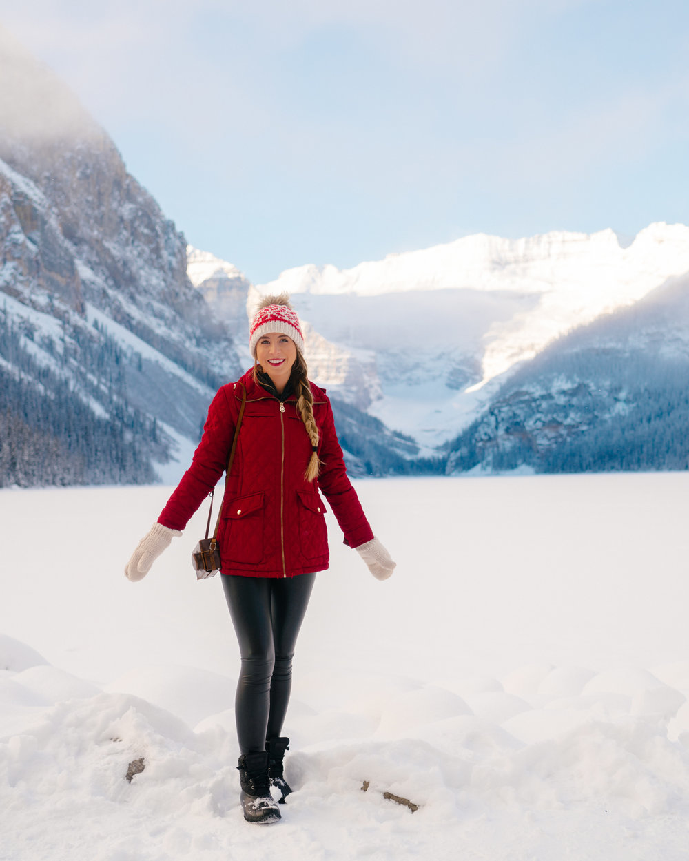 A Winter Guide to Banff National Park