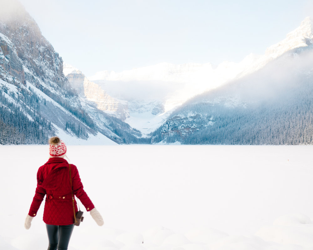 A Winter Travel Guide to Banff National Park