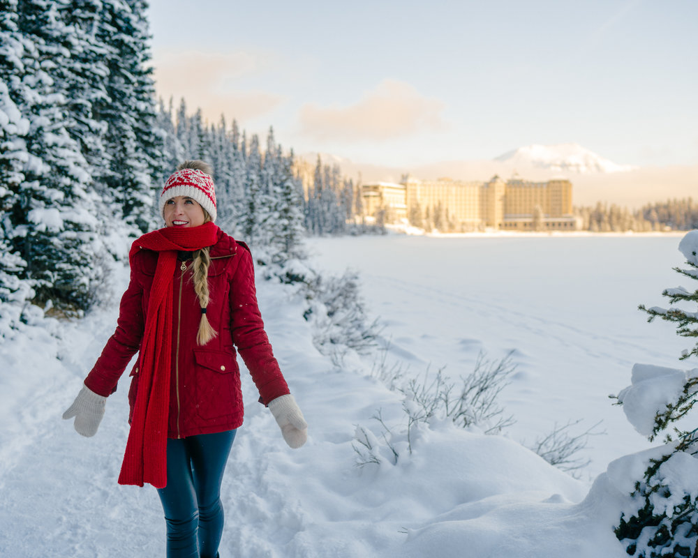 How to dress warmly for Canadian winters