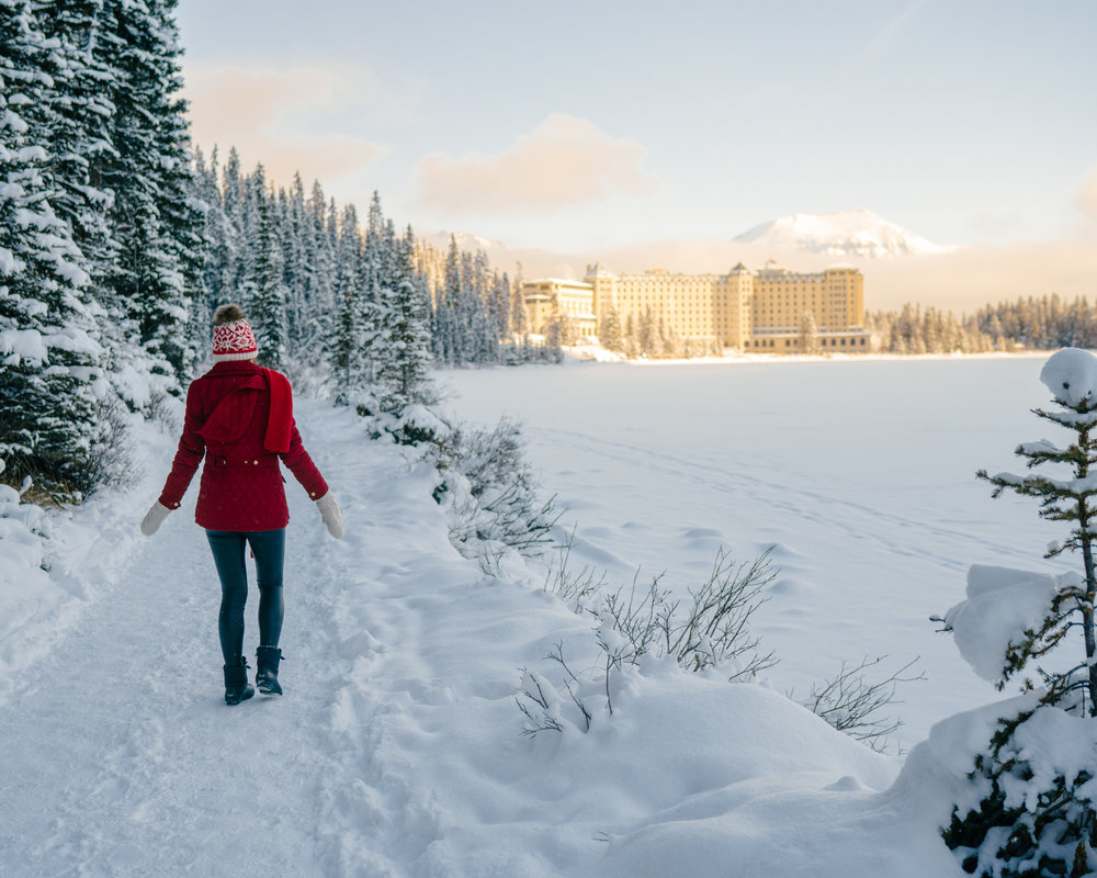 What to wear in Canada in winter