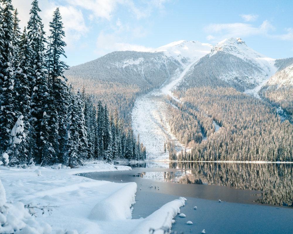 Best winter hikes