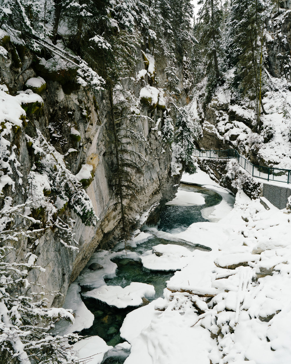 Things to do in Banff: Johnston Canyon Icewalk