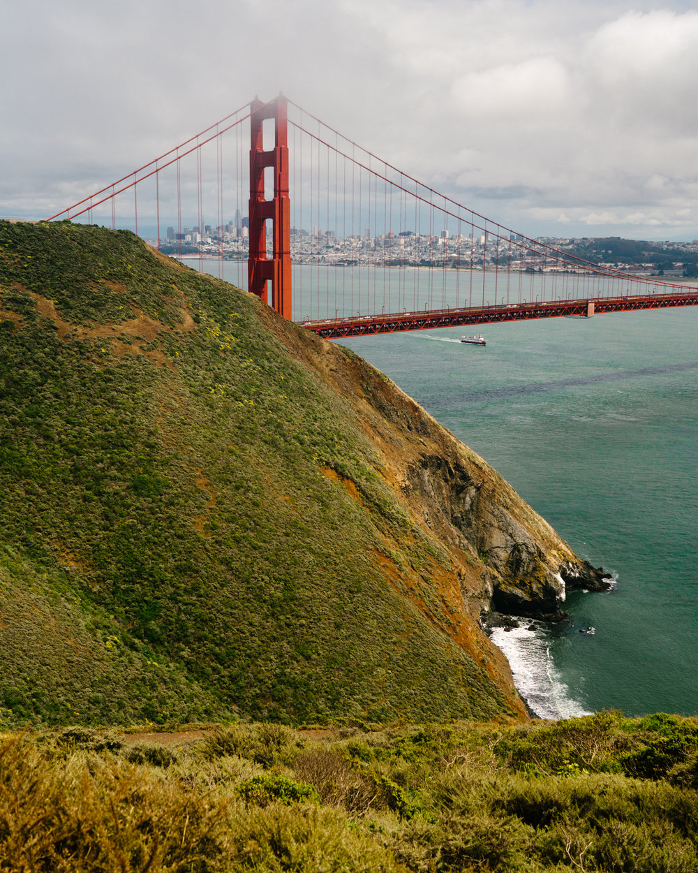 Best Views of San Francisco and the Golden Gate Bridge