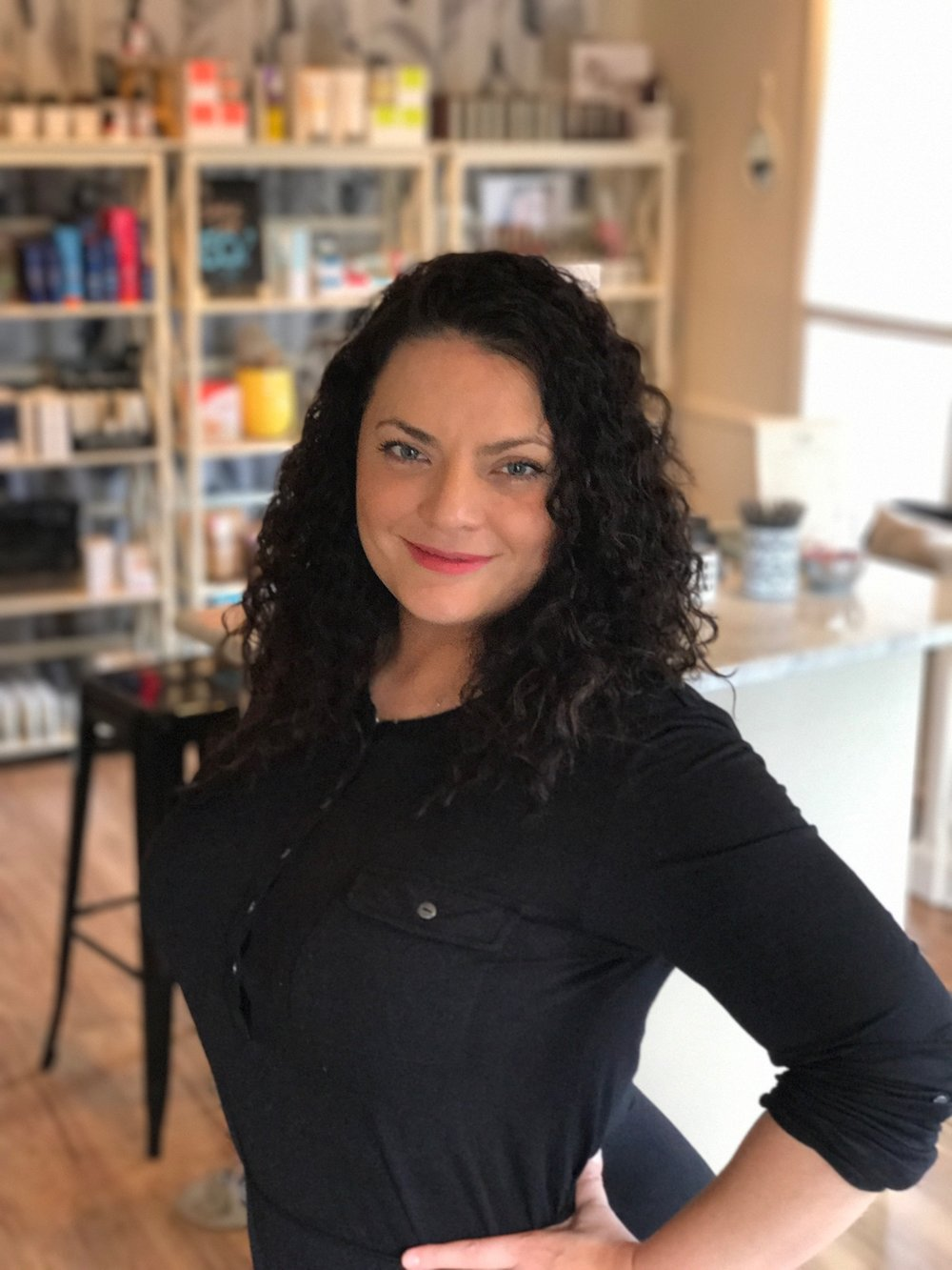 "Berenice Liz Garcia LMT#1809     A true ""wander woman"", she's lived many places around the world   Taurus   Massage therapist + Ashiatsu artist + Aromatherapist   Favorite color - Aqua blue   Loves all things chocolate + Laughs easily + Needs her spa days   Professional since 2000"