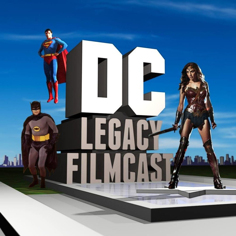 DC Legacy Filmcast - Two comic book fans, Chris Ayers and Dennis Cooper, chronicle the history of DC Comics characters on the big screen in a monthly podcast. Including interviews with experts, people who were associated with the films, and comic book creators. DCLegacyFilmcast.com
