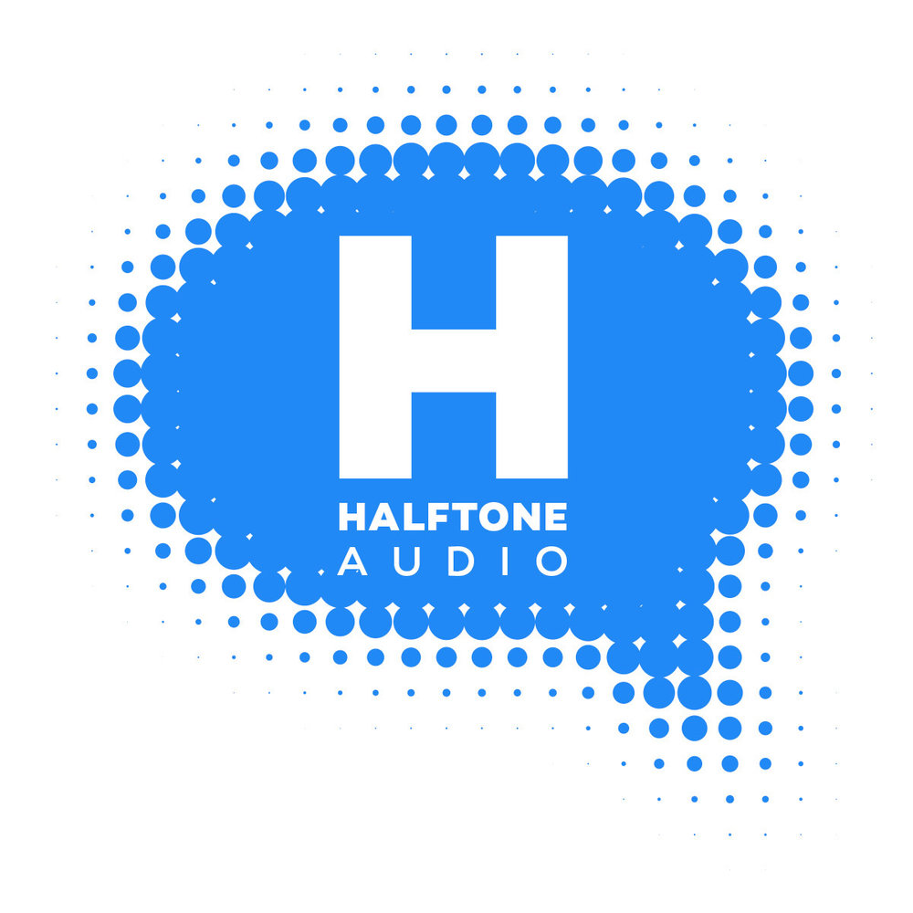 Halftone Audio - Halftone Audio is the name of my podcast company. We are currently producing three shows but we're always looking for great new ideas.HalftoneAudio.com