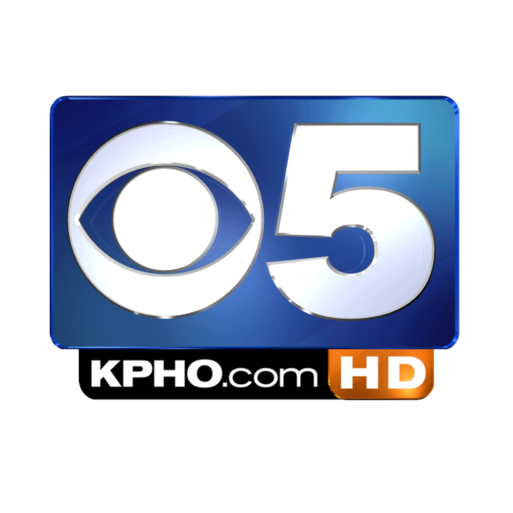 2008 redesign of  CBS 5 KPHO-TV  identity