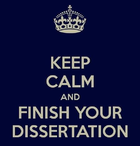 Dissertation editing help books