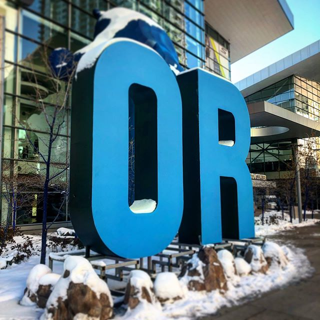 Excited to be back in Denver for the Outdoor Retailer trade show 🤗