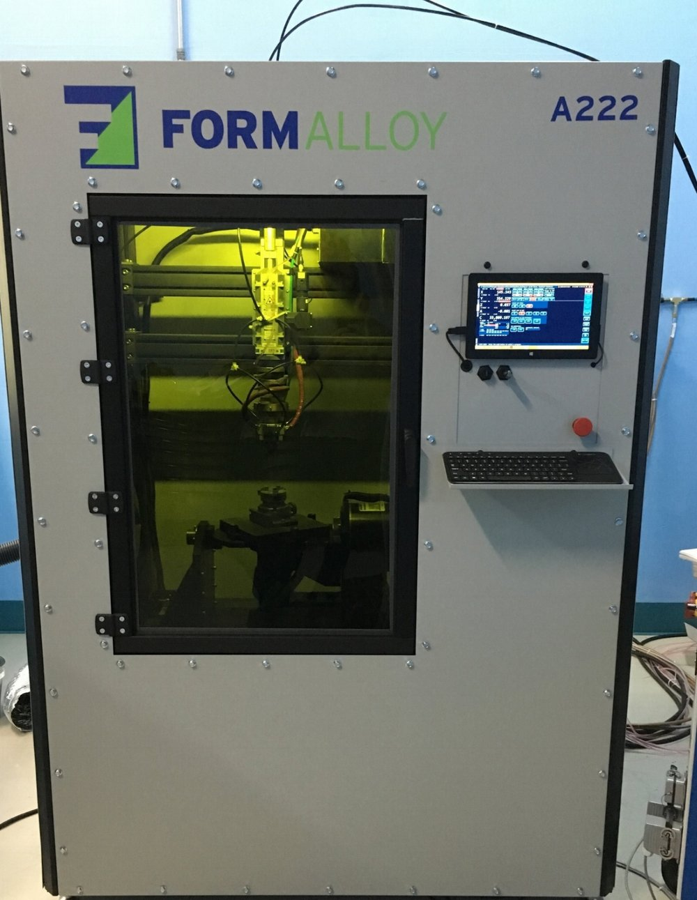 Formalloy's A222 System