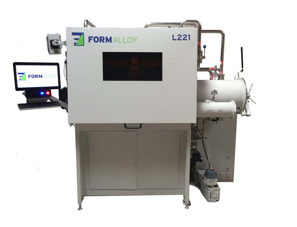 formalloy's l221 system