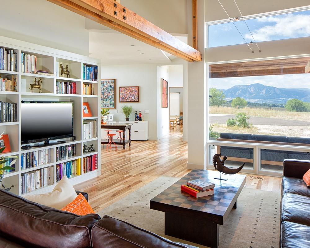 Magazines feature stories like this home remodel, which was published both nationally & locally