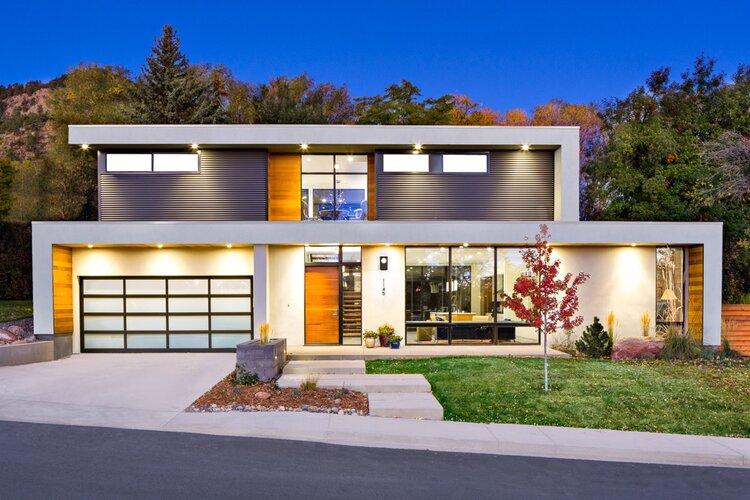 Contemporary Architecture Design Photography