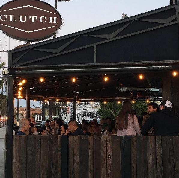 Clutch Calimex Food Roadhouse Venice