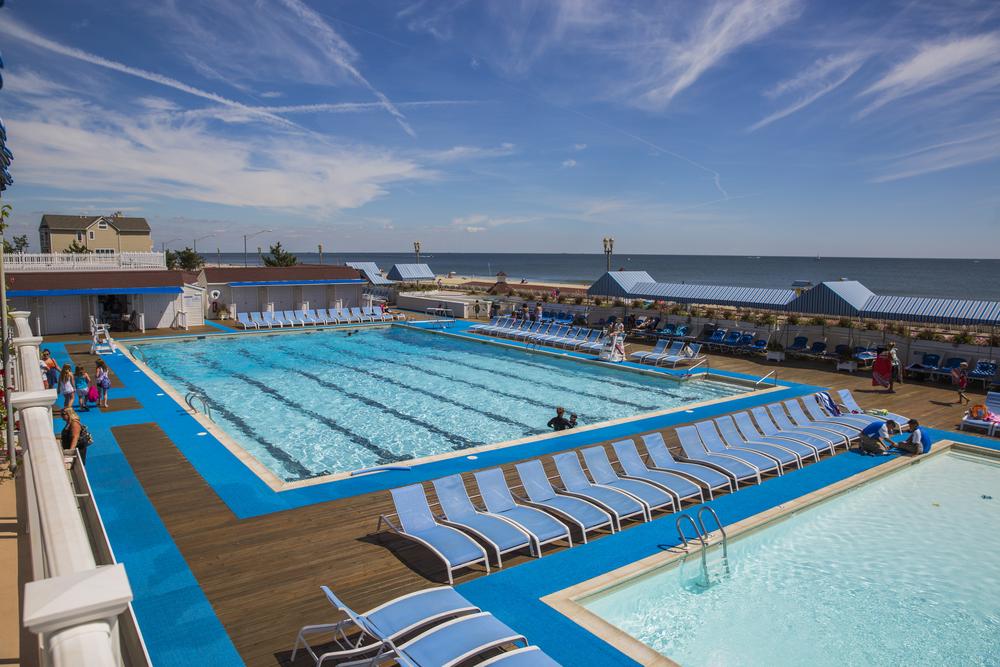 Promenade Beach Club Calendar