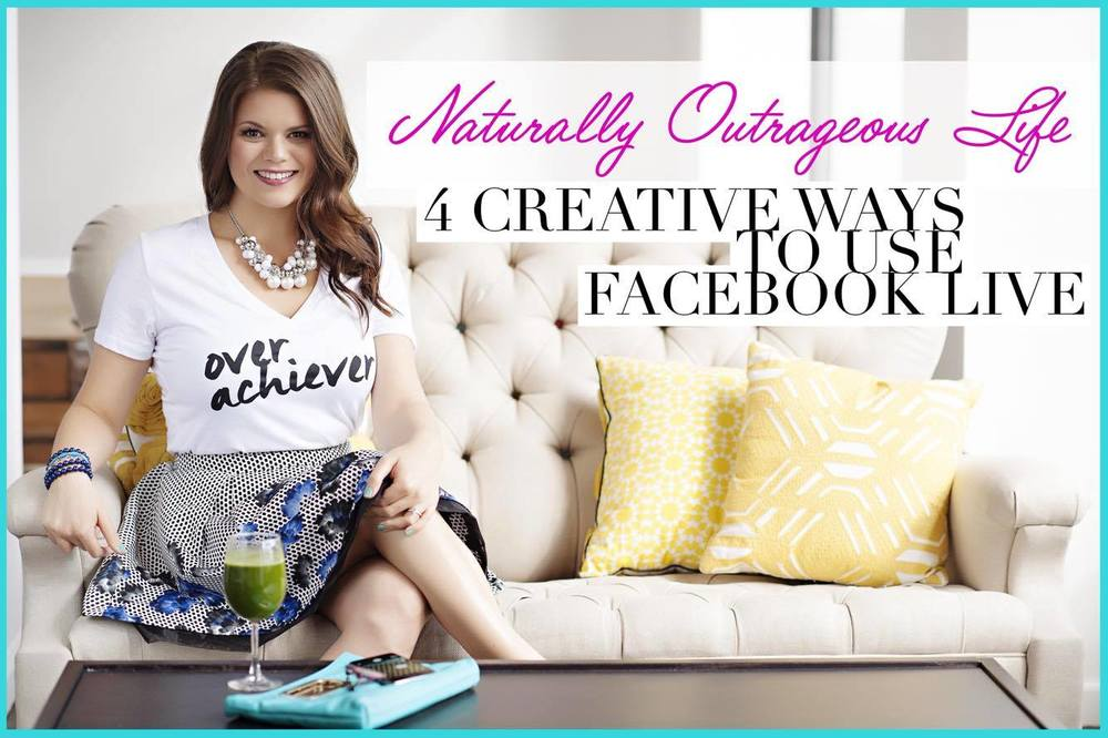 4 Creative Ways to Use Facebook Live - Brooke & Jason Rash 2016-05-10 18:02