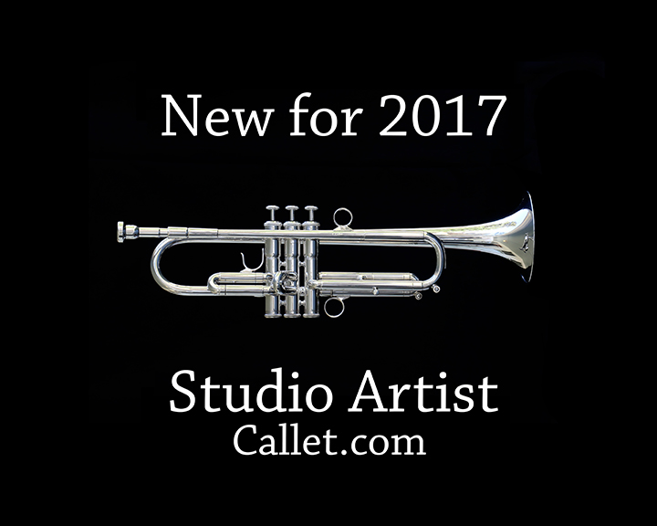 Studio Artist - This trumpet comes in Standard and LT models.  Combining the best classic designs with the technology of today. The bell is based on the unique 4.75