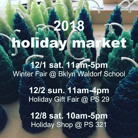 come and shop for holiday gifts! we have more DIY kits!! #eatpieandshop #brooklynwaldorfschool #ps321stuffyoushouldbuy #holidayshopping #holidaymarket #brooklyn