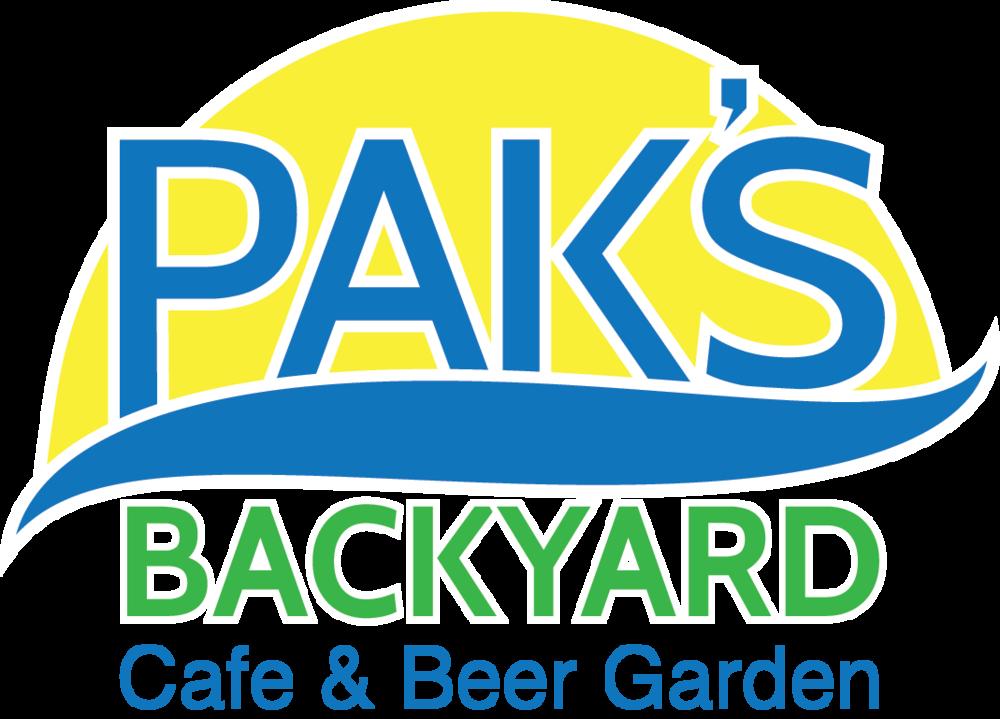 Pak's Cafe & Beer Garden Logo