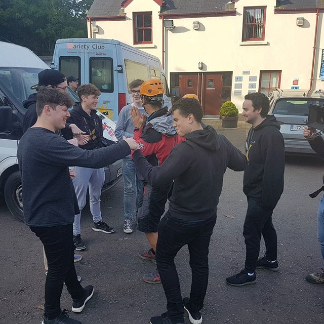 Safe to say exceL•CSGO are enjoying their Pre-Season Bootcamp in Belfast!