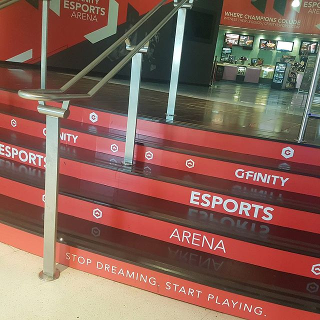 We are back at the @gfinityuk Arena today ready for the opening day of Season 2 of the #EliteSeries!