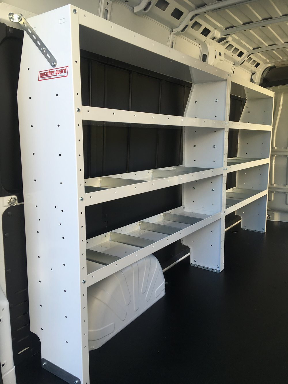 Weather Guard® Shelving