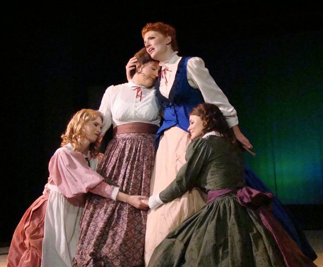 Jo /  Little Women  / Opera in the Ozarks