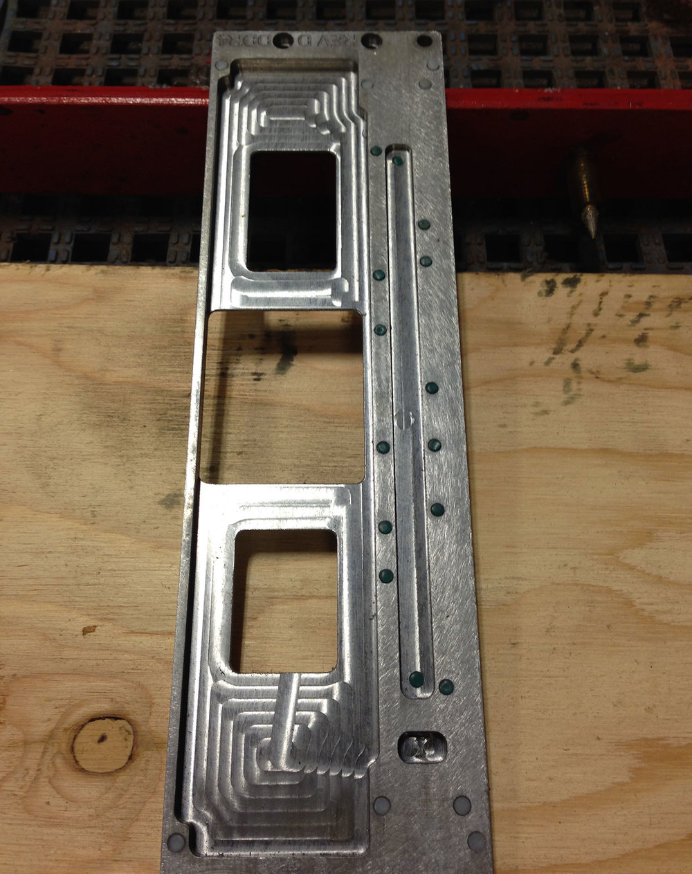 chrome plating after idaho
