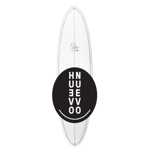 Huevo Nuevo - Allround Funboard