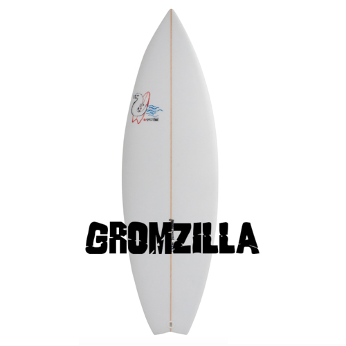 Gromzilla - River Shred for Kids