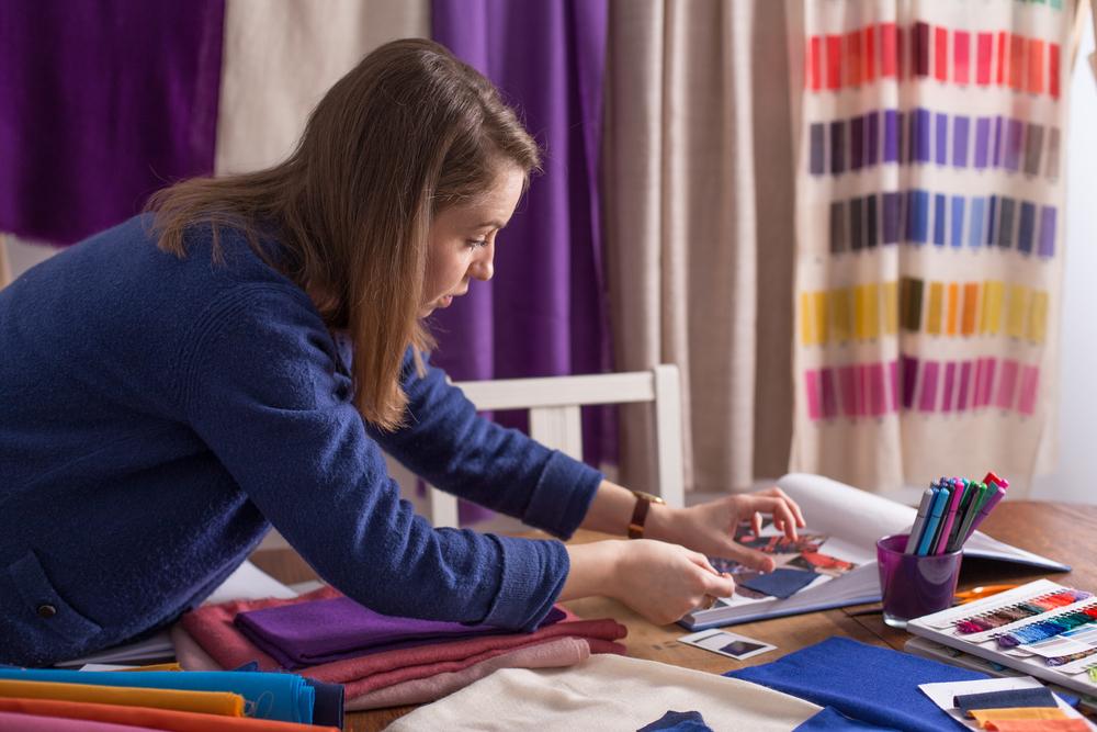 Design studio - Jos&fine Pashmina Cashmere