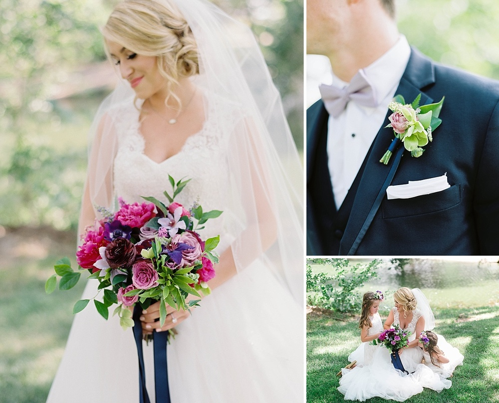 Candelaria Designs | Lubbock, Texas Wedding Florist