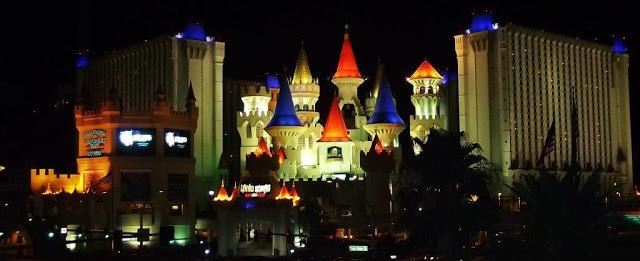 Excalibur hotel - Las Vegas