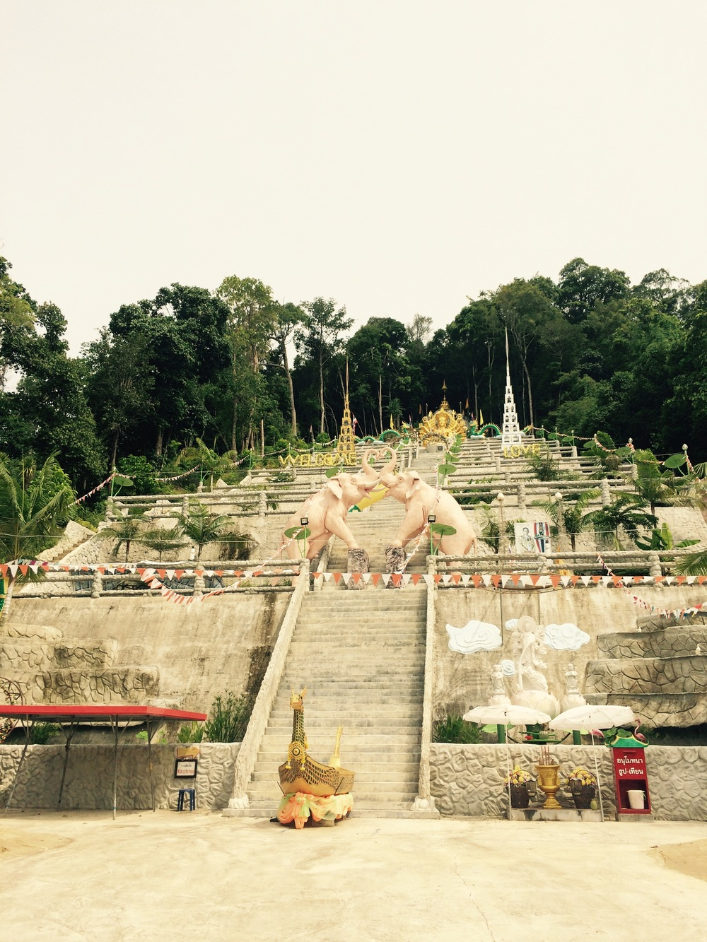 A random temple I came across