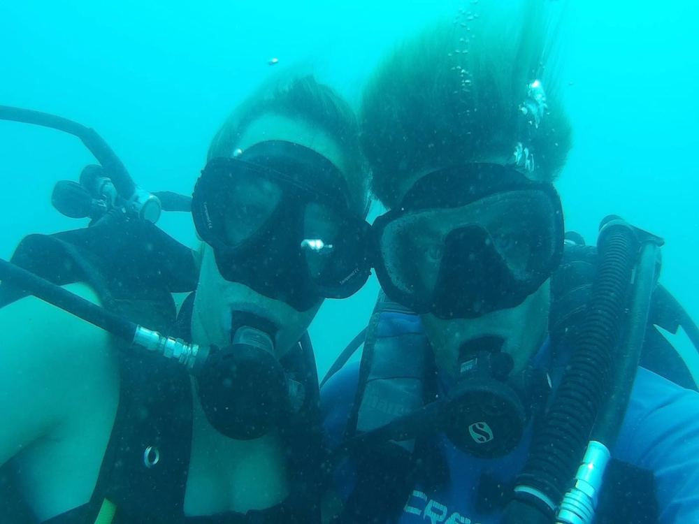 Alexandra Baackes talks About Diving in Koh Tao. This Take Me Back Big Time!