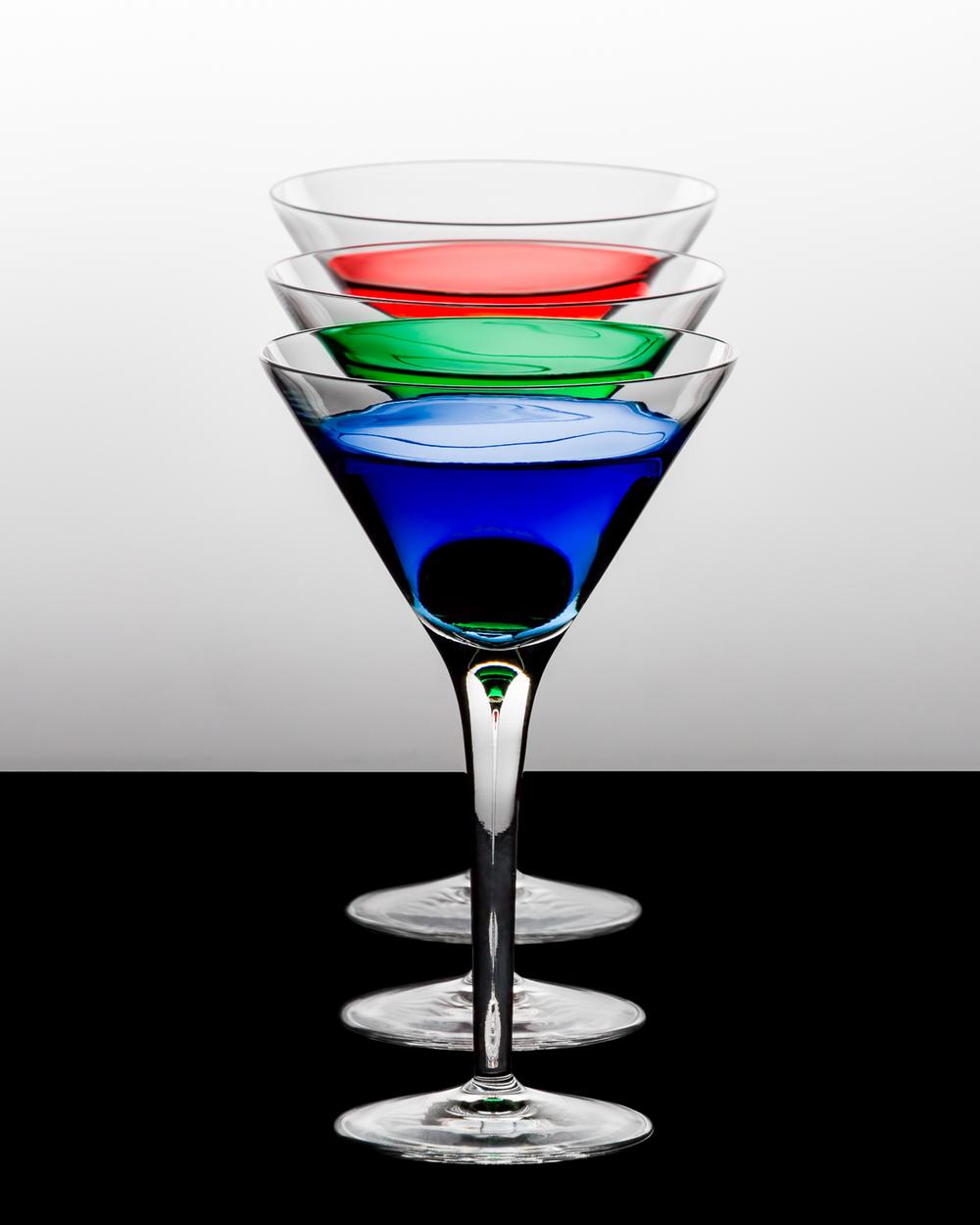 RGB Martinis