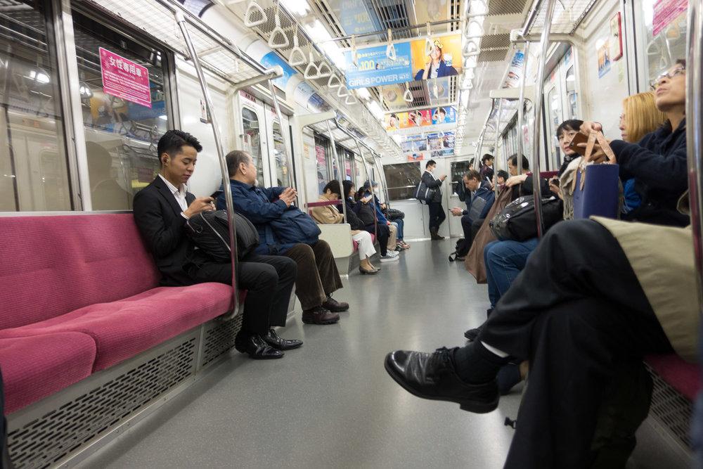 Subway Tokyo