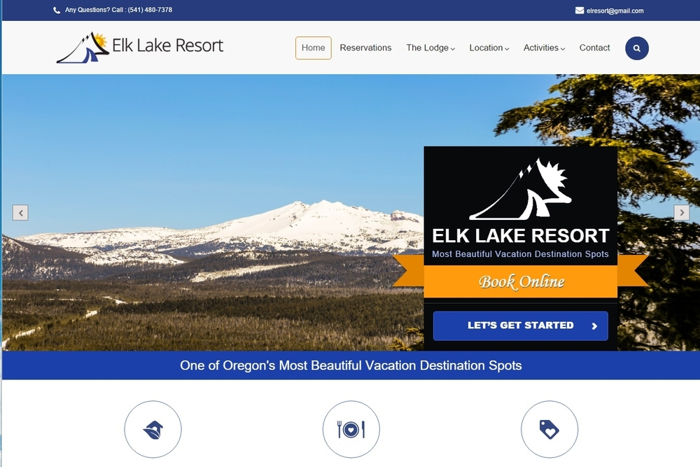 Elk Lake Resort