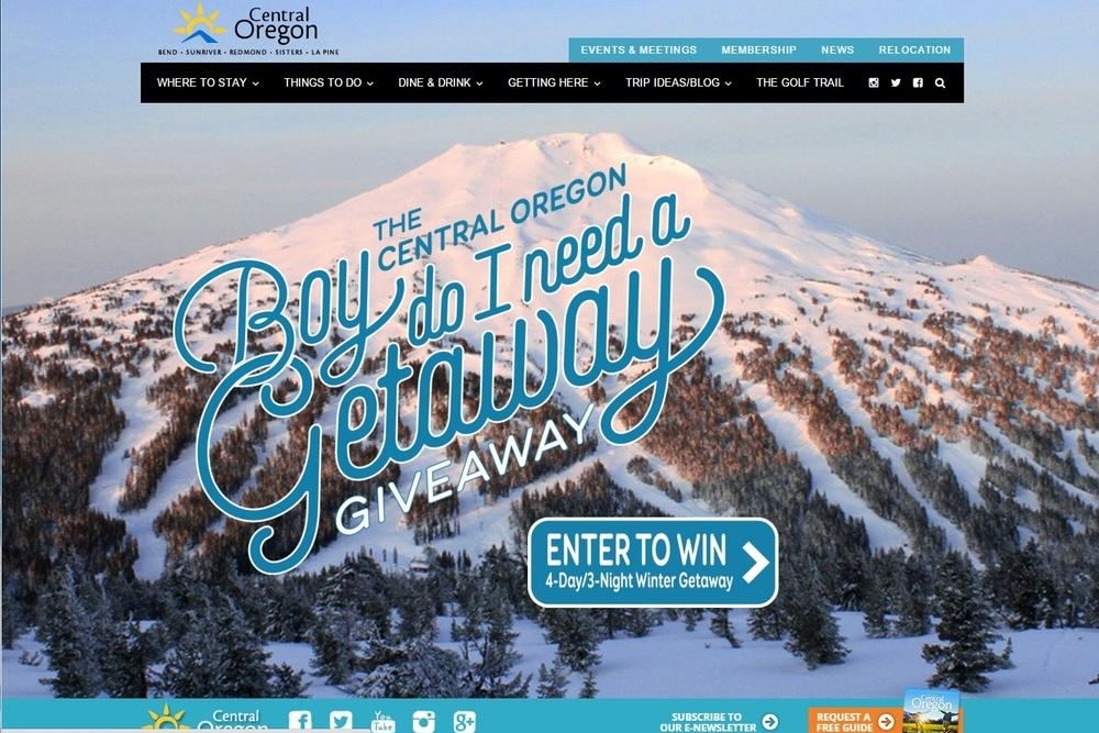Visit Central Oregon