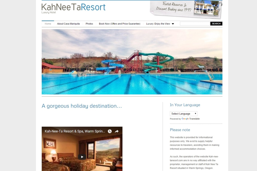 KahNee Ta Resort and Casino