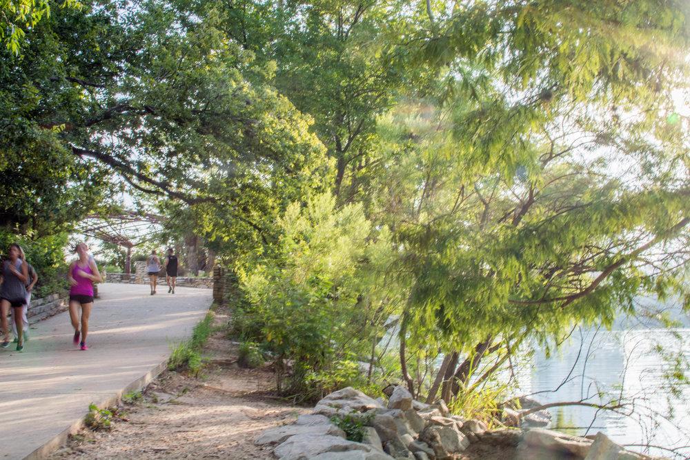 Ladybird Lake Runners