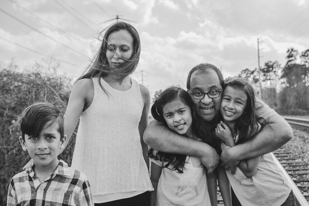 Loving Muslim families