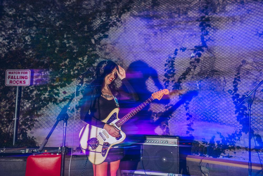 Blushing Band - Austin