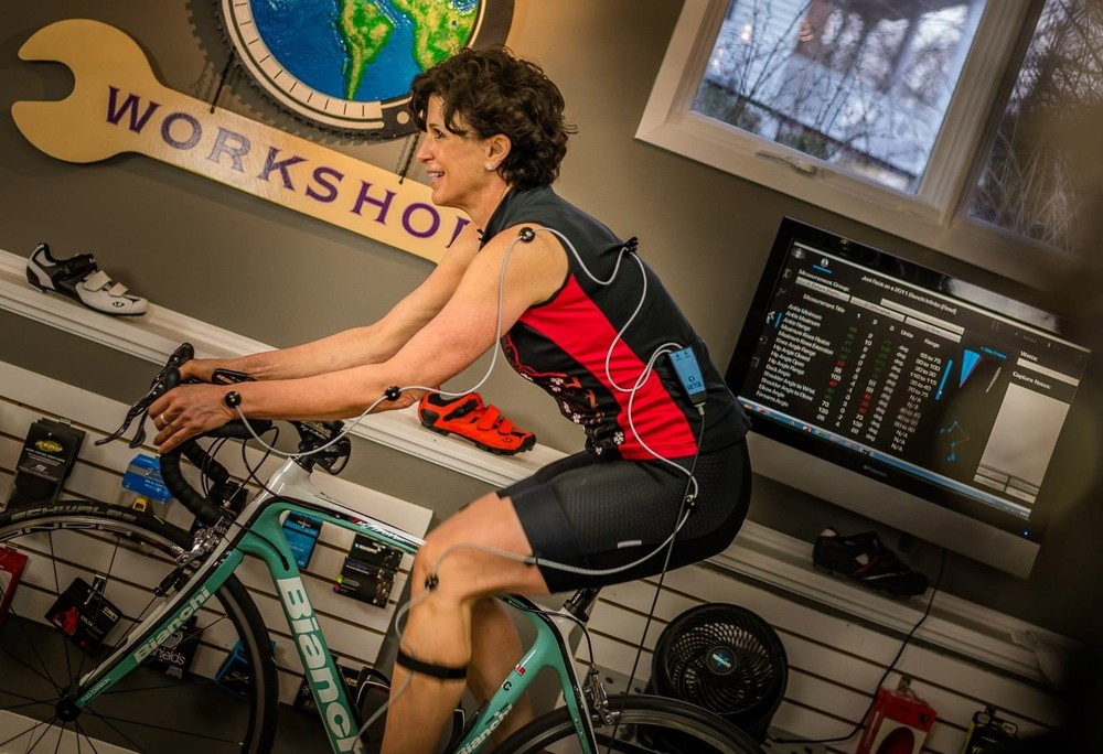 Retul is the world's only cycling-specific, 3D motion capture system featuring real-time kinematic data