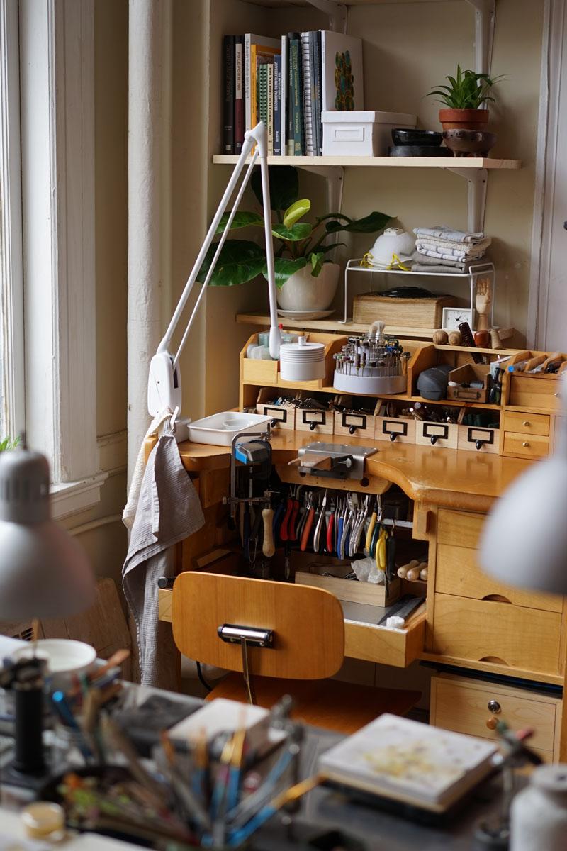 Christy Natsumi Artist Studio San Francisco